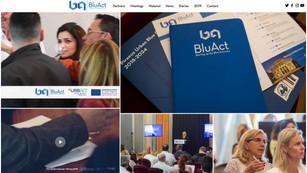 BluAct URBACT European network