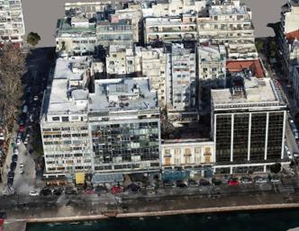 Urban Drone surveying