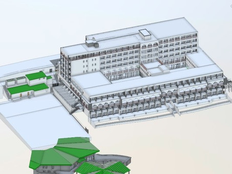 Building As-Built Modelling and Documentation with Laser Scanning and Scan-to-BIM