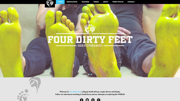 Four Dirty Feet