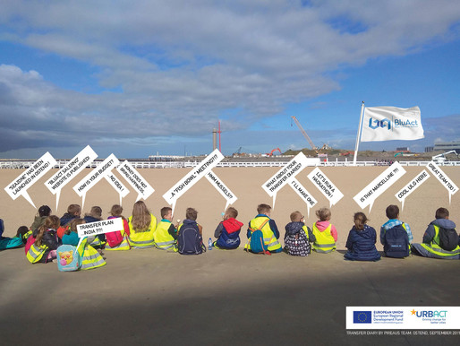 Transfer diary by Piraeus team. Ostend, September 2019