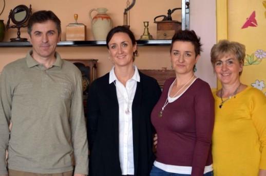Evaluation visit to the LCP School in Vrbovsko, Croatia