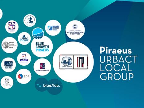Piraeus URBACT Local Group Communication