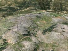 Wind Farm Drone Surveying