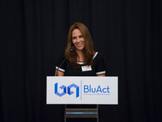 BluAct European Network Communication + Web