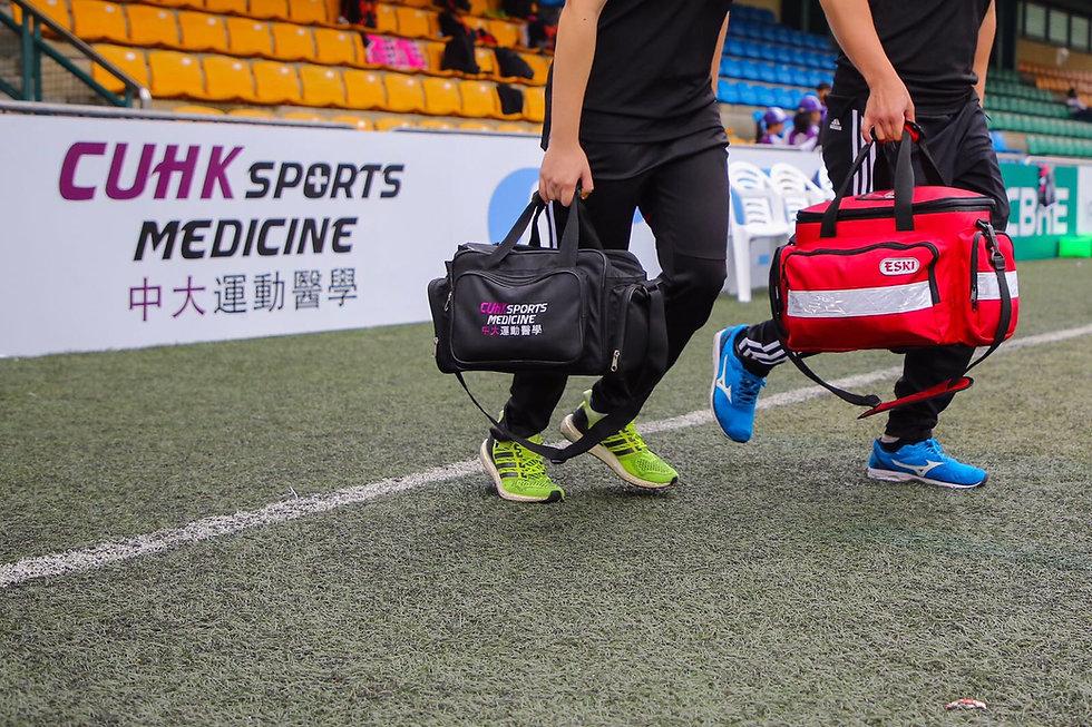 CUHK Sports Medicine