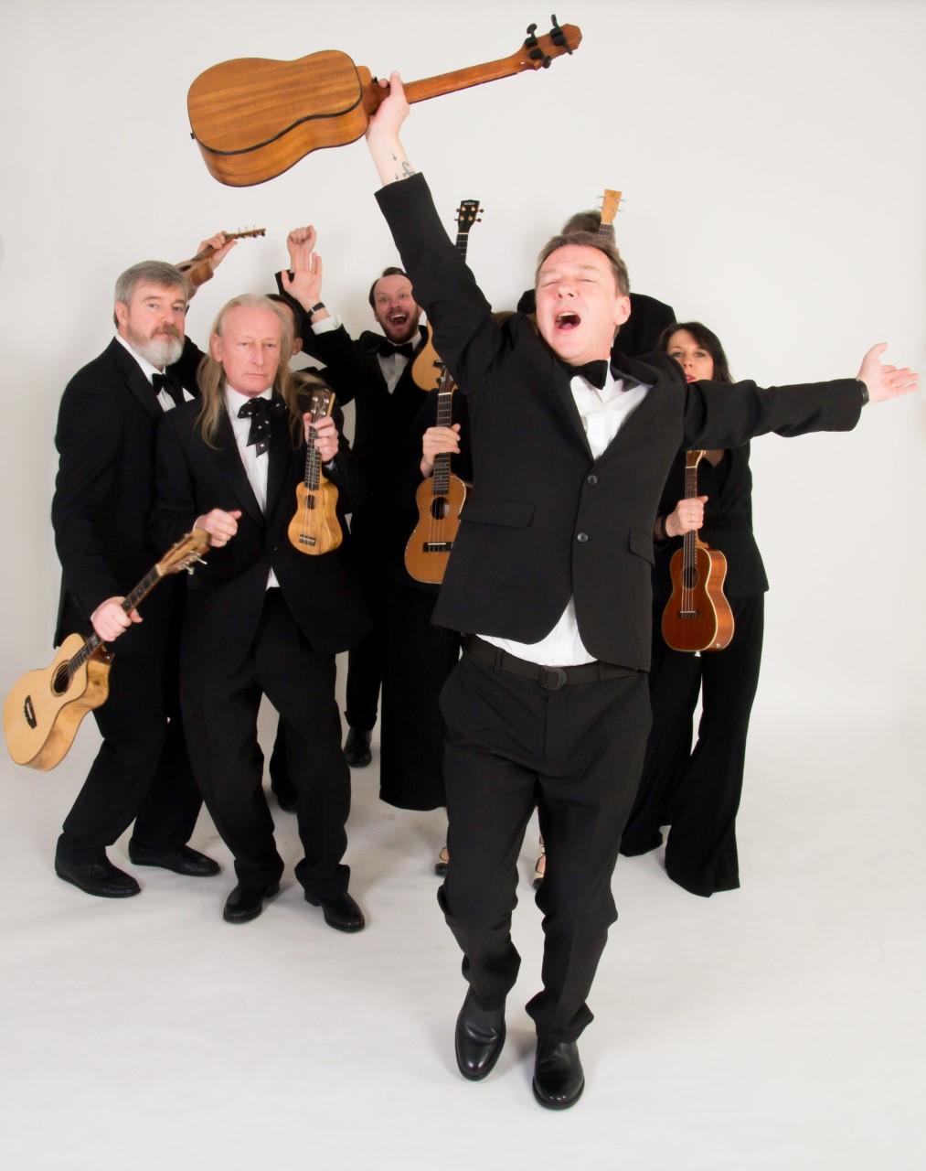 Ukulele Orchestra of Great Britain 4
