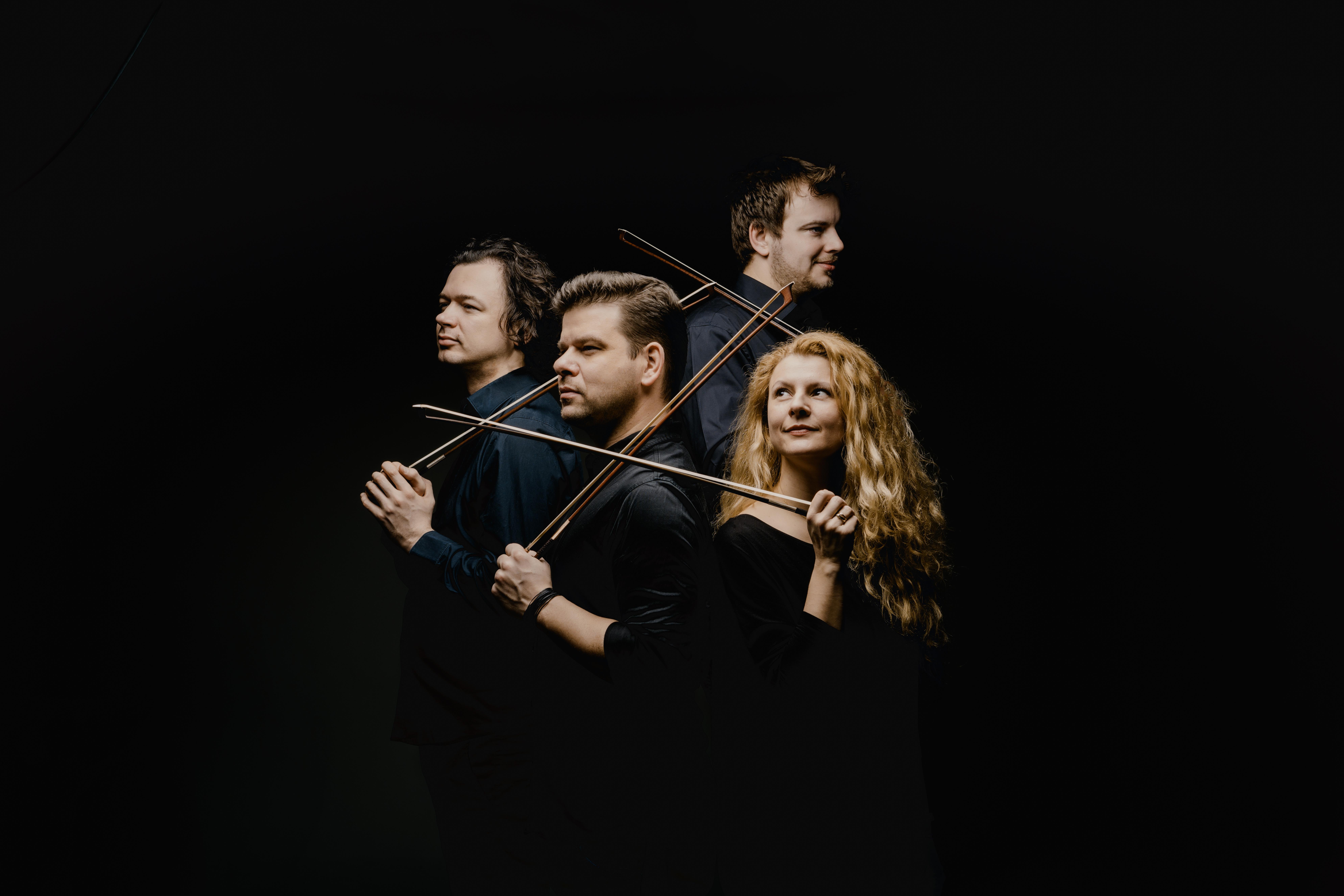 Pavel Haas Quartet 3_Marco Borggreve