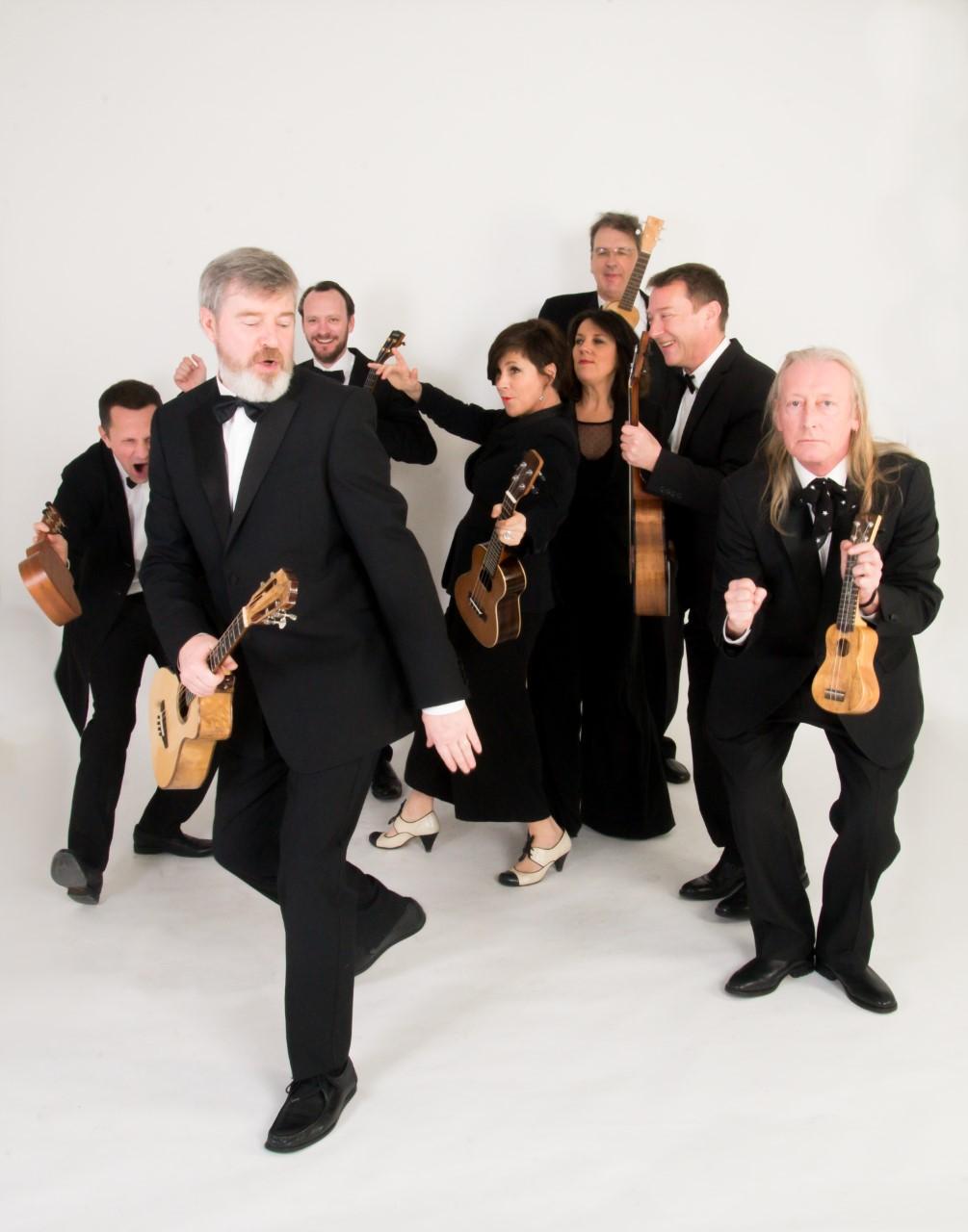 Ukulele Orchestra of Great Britain 6