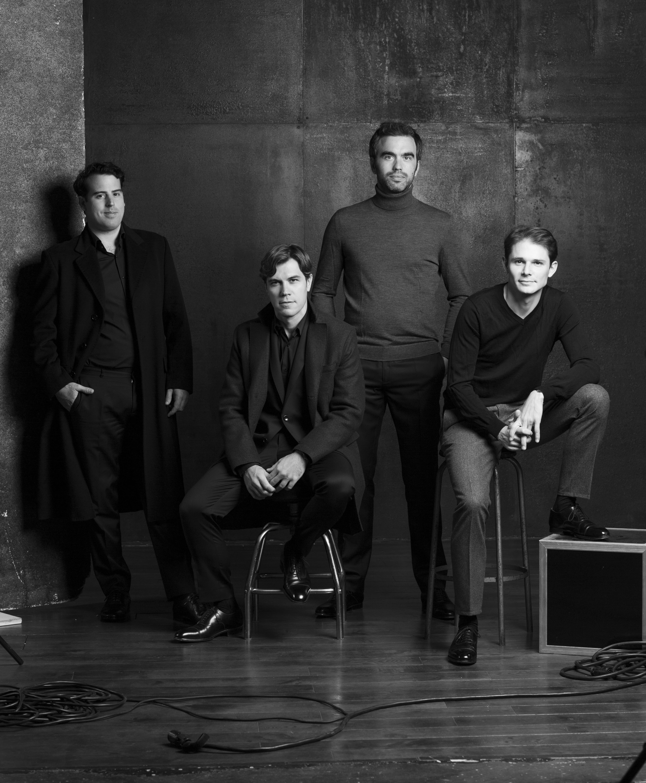 Quatuor Modigliani 2_Luc Braquet