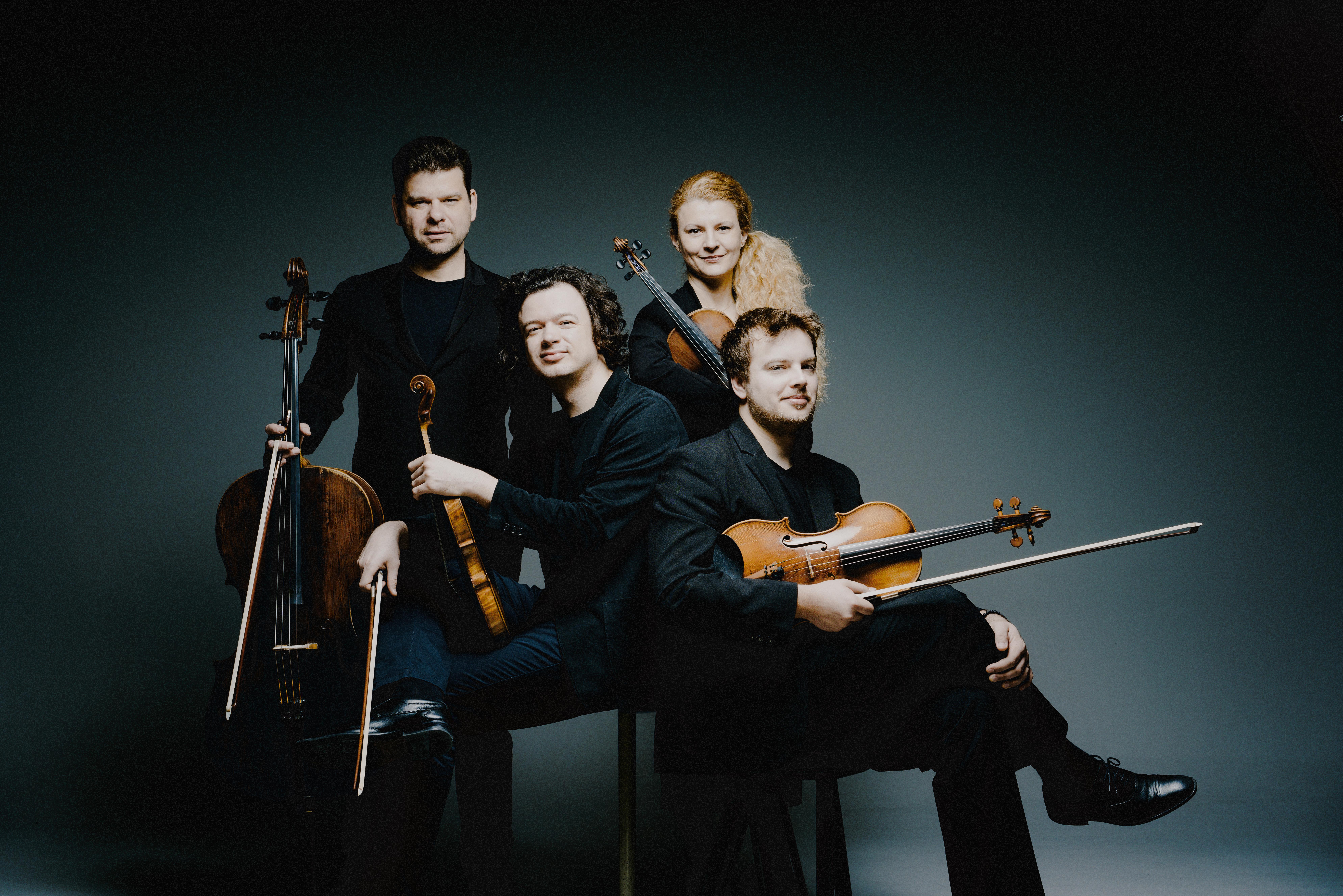 Pavel Haas Quartet 4_Marco Borggreve