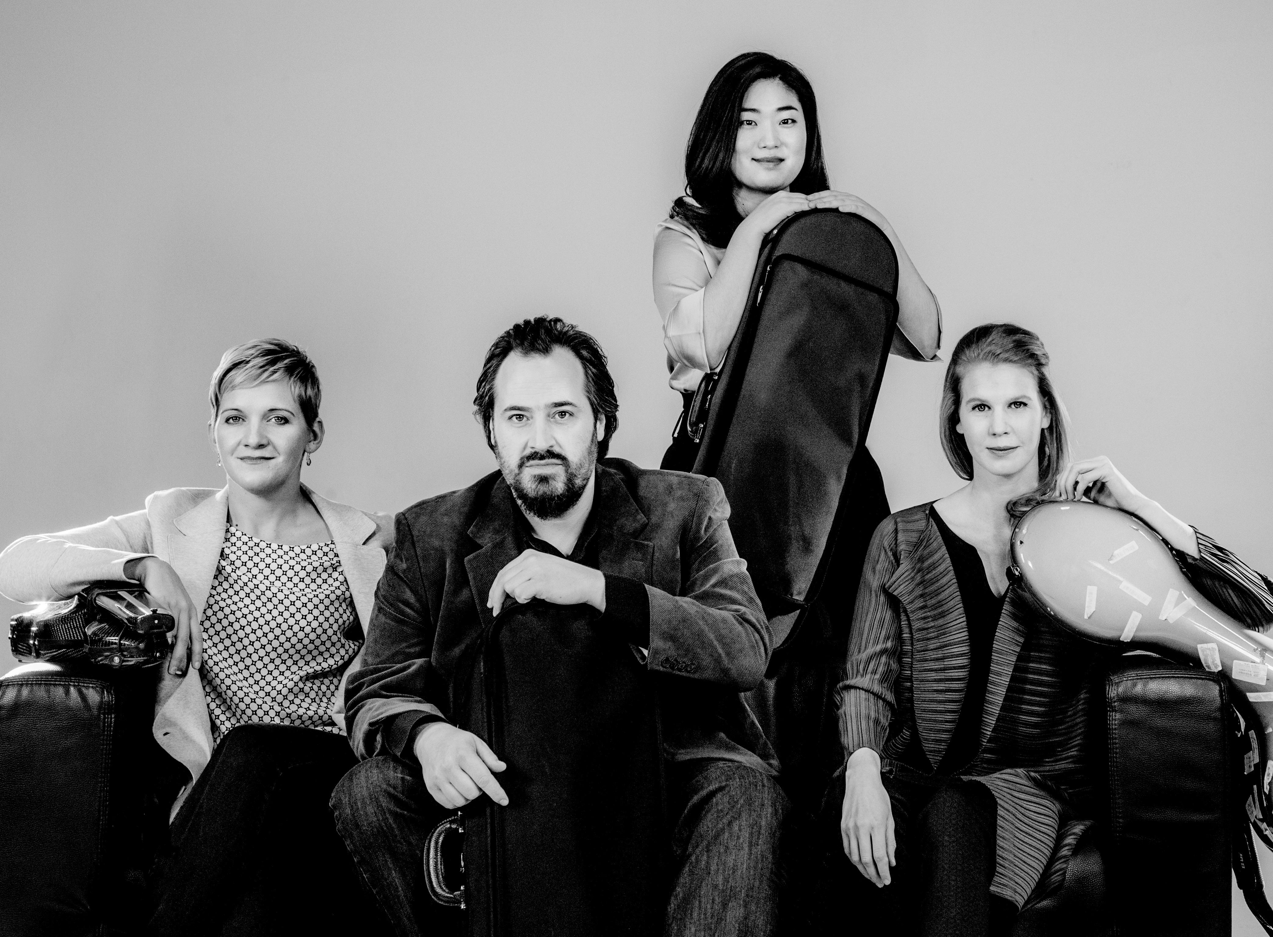 Artemis Quartet 2_Felix Broede