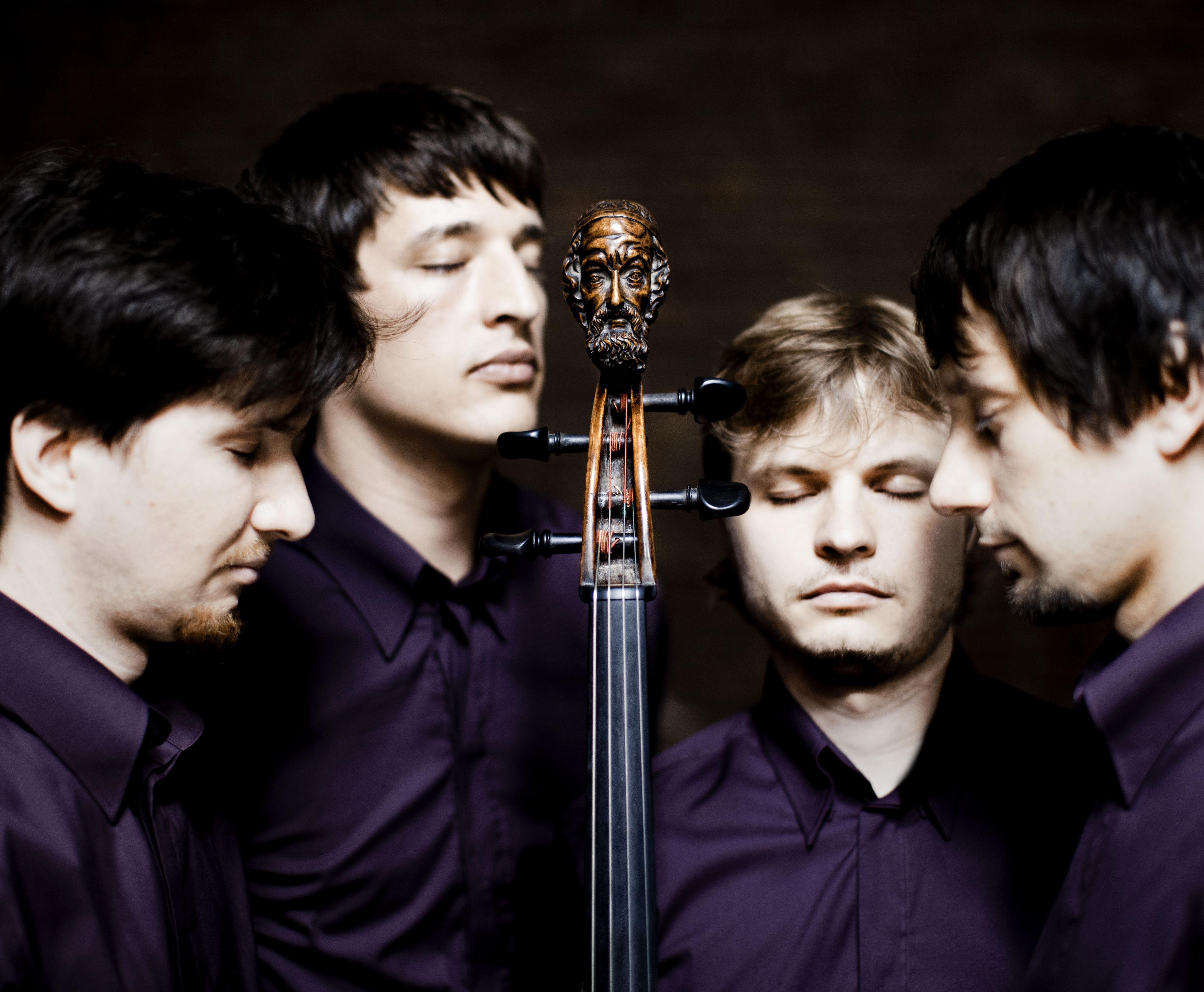 Apollon Musagete Quartet 2_Marco Borggreve