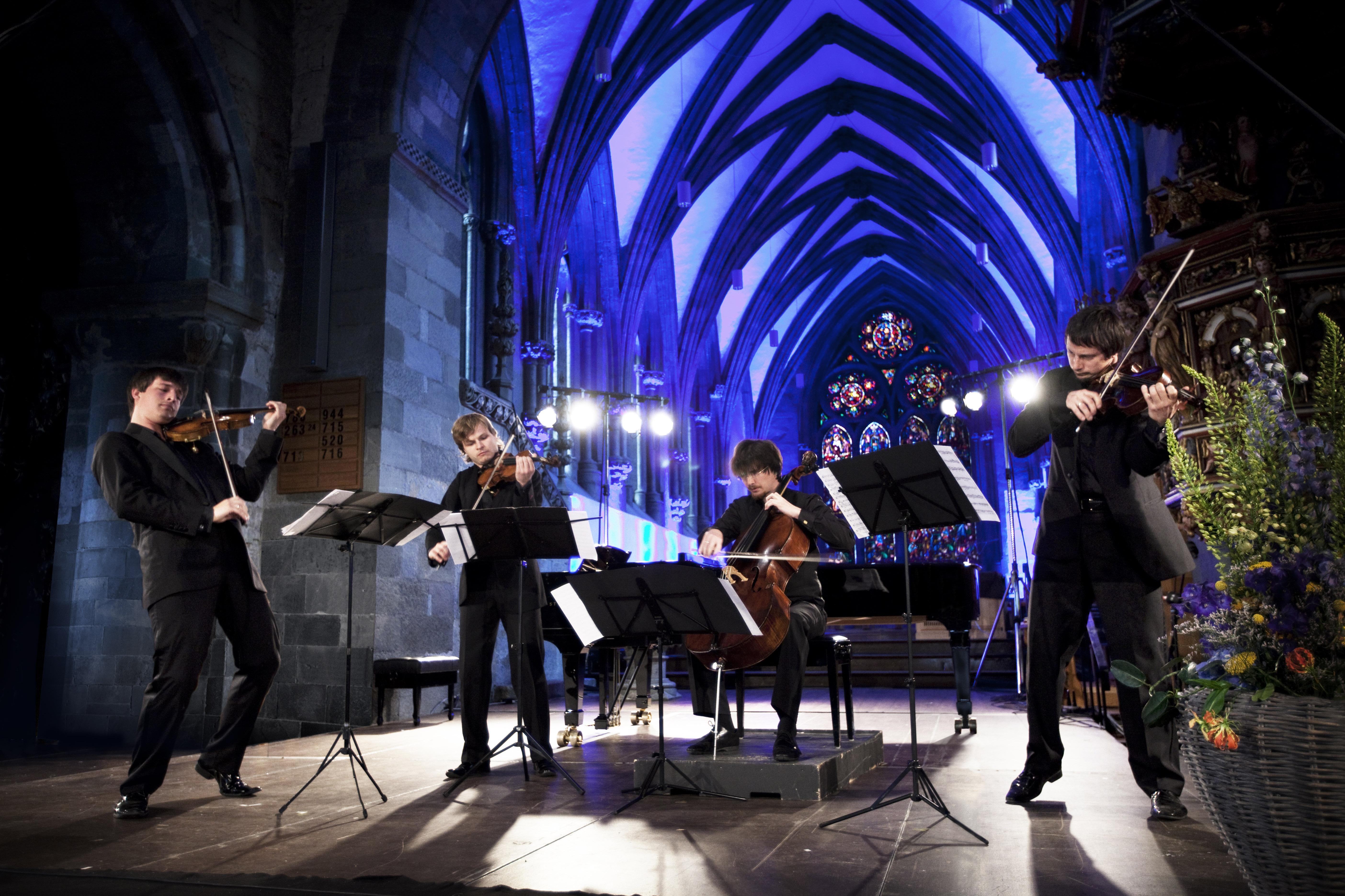 Apollon Musagete Quartet 1_Nicolai Lund