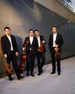 Quatuor Modigliani 7_Jérome-Bonnet