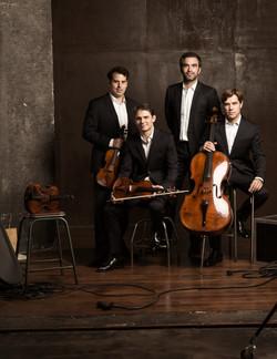 Quatuor Modigliani 1_Luc Braquet