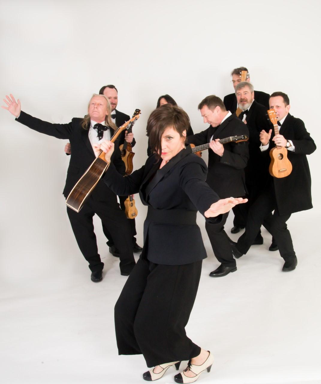 Ukulele Orchestra of Great Britain 5