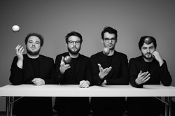 Goldmund Quartet 2_Gregor Hohenberg