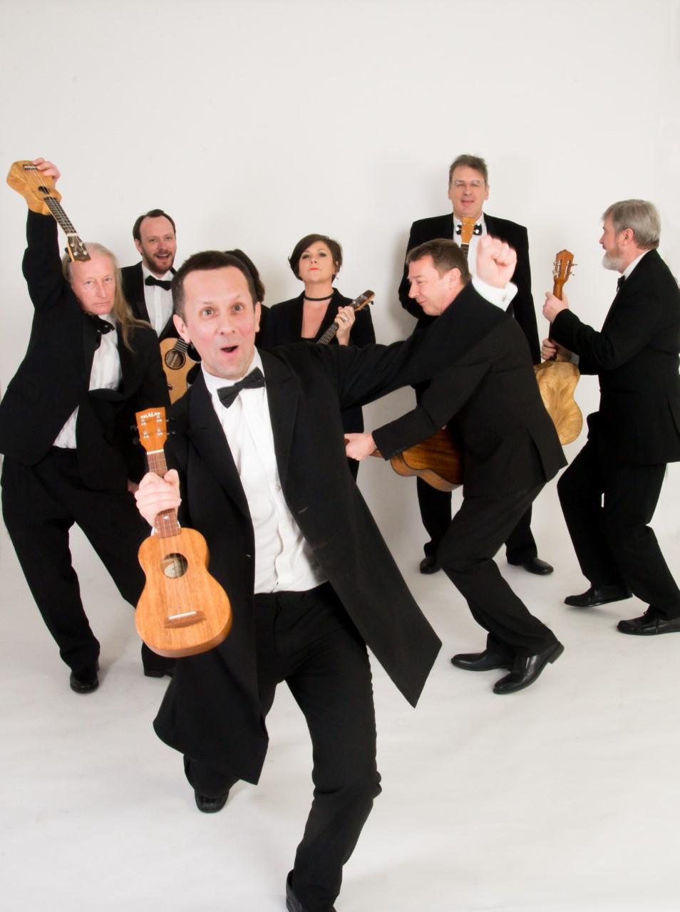 Ukulele Orchestra of Great Britain 7