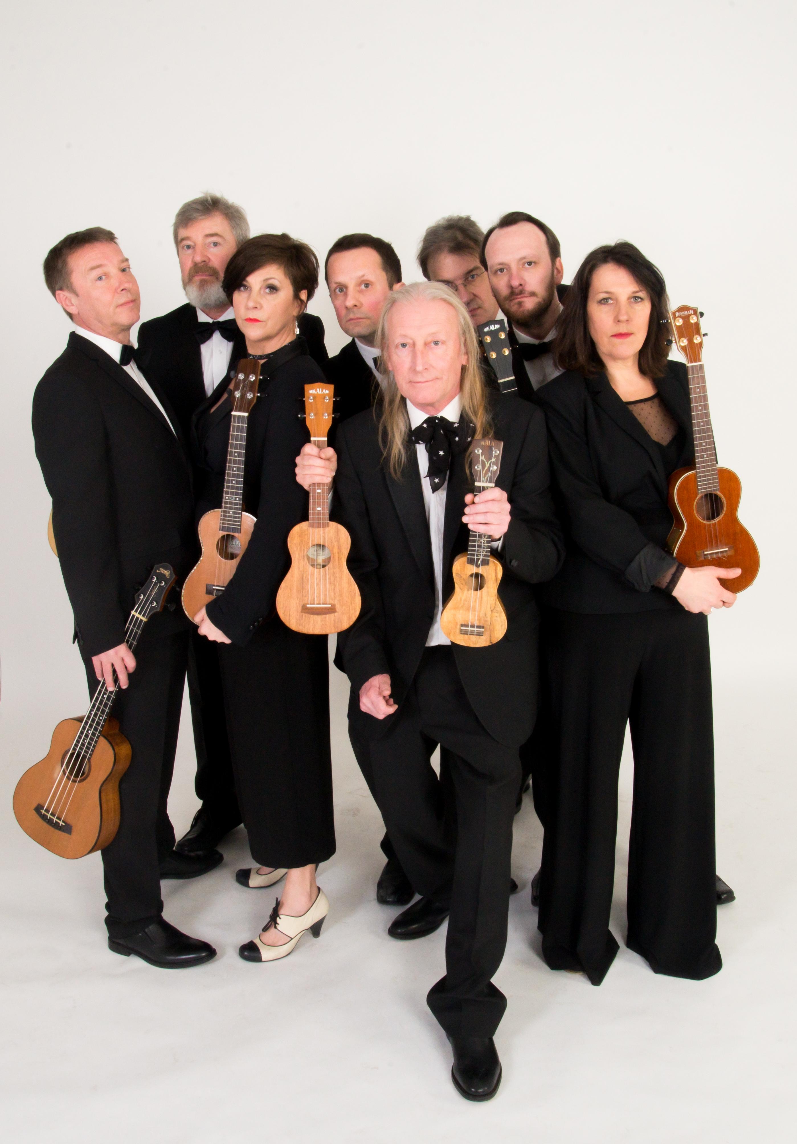 Ukulele Orchestra of Great Britain 3