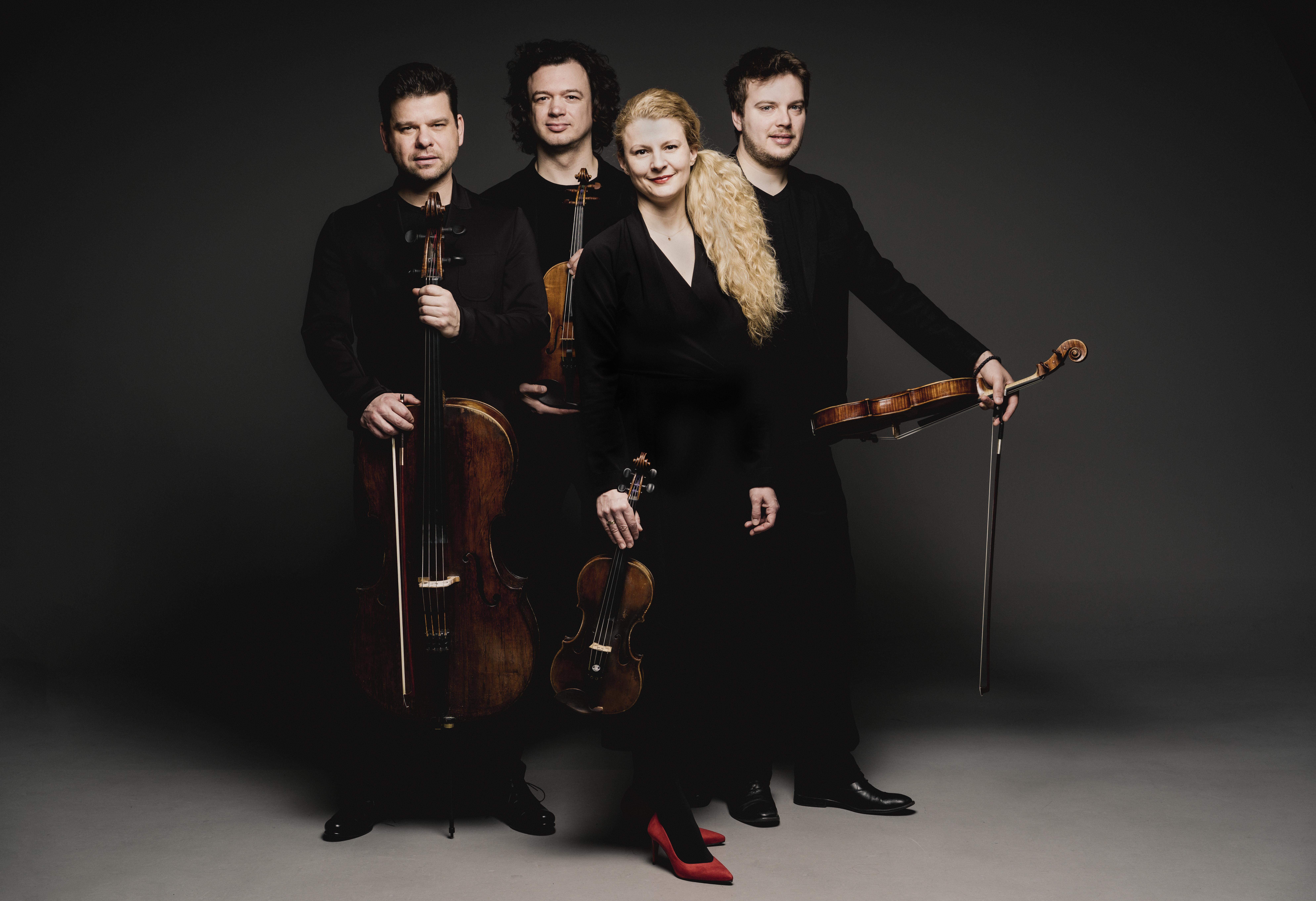 Pavel Haas Quartet 2_Marco Borggreve