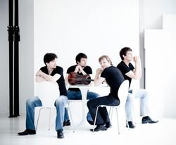 Apollon Musagete Quartet 3_Marco Borggreve
