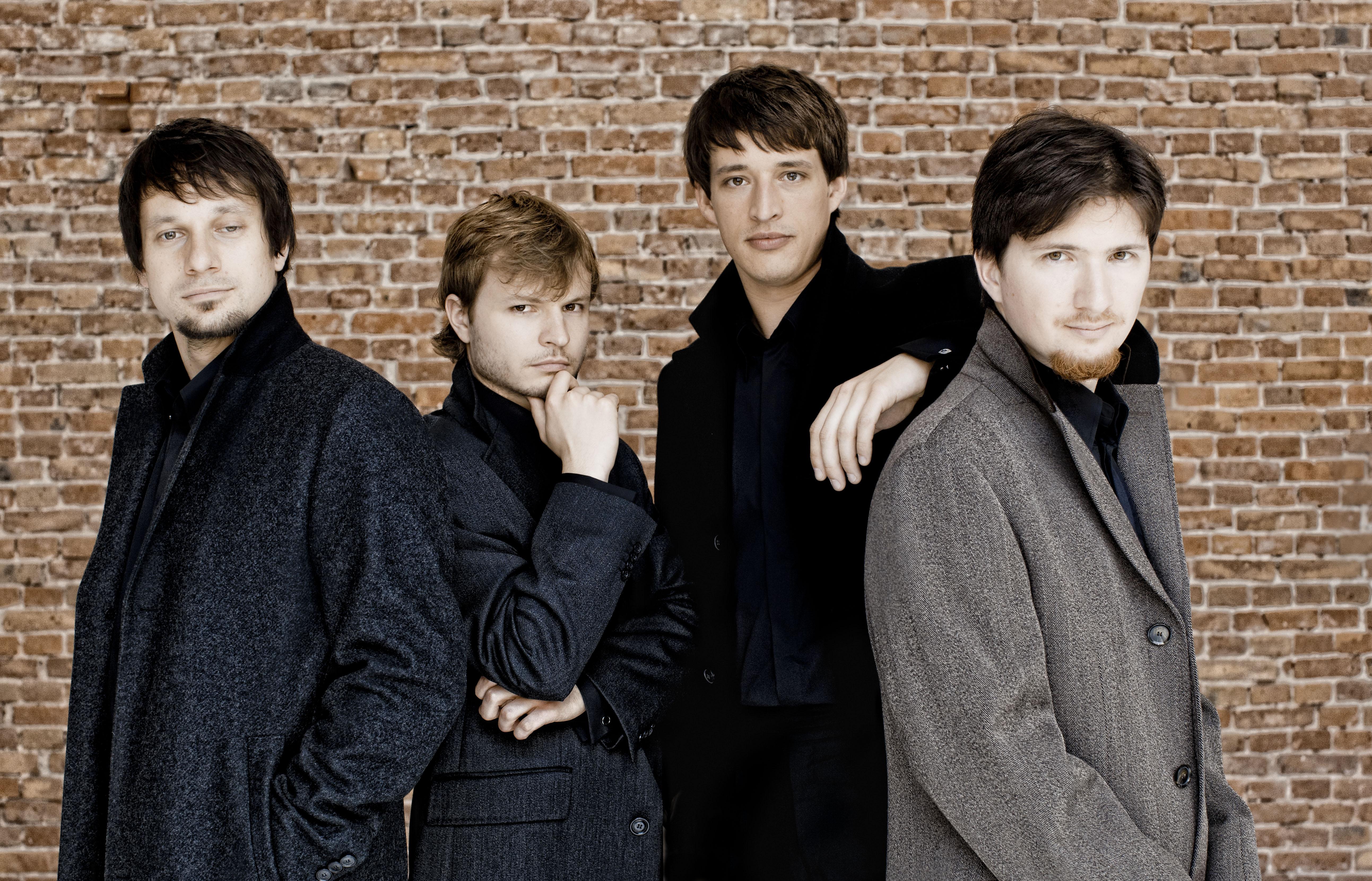 Apollon Musagete Quartet 4_Marco Borggreve
