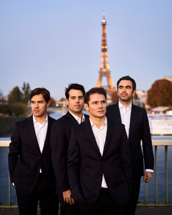Quatuor Modigliani 6_Jérome-Bonnet