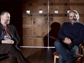 ICYMI - #tinyshakespeare Project in Conversation with Shakespeare's Globe
