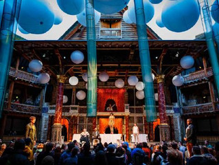 'I have had a most rare vision...'  A Midsummer Night's Dream at Shakespeare's Globe