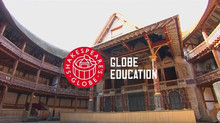 'Oh for a muse of Fire - !'   Globe Education at Shakespeare's Globe and the #tinyshakes