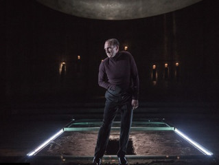 'Conscience is but a word that cowards use...' Richard III at The Almeida Theatre