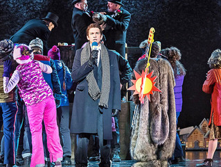'Hopefully tomorrow...' Groundhog Day at The Old Vic Theatre