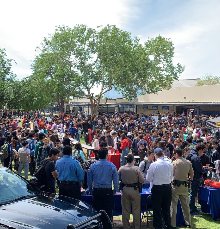 Over 500 Students along with businesses, employers, non profit organizations, and more!