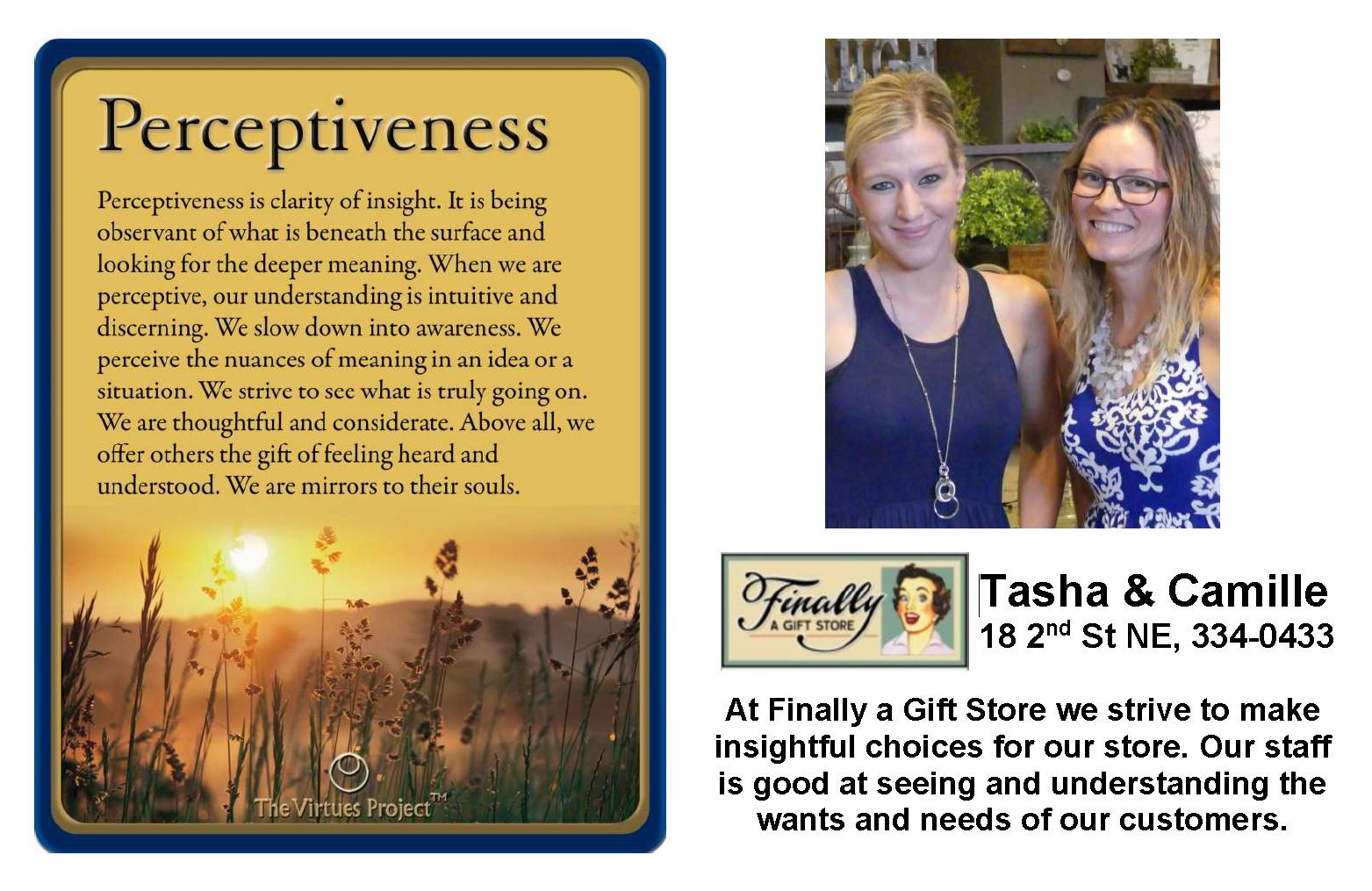 Finally Gift Perceptiveness.JPG