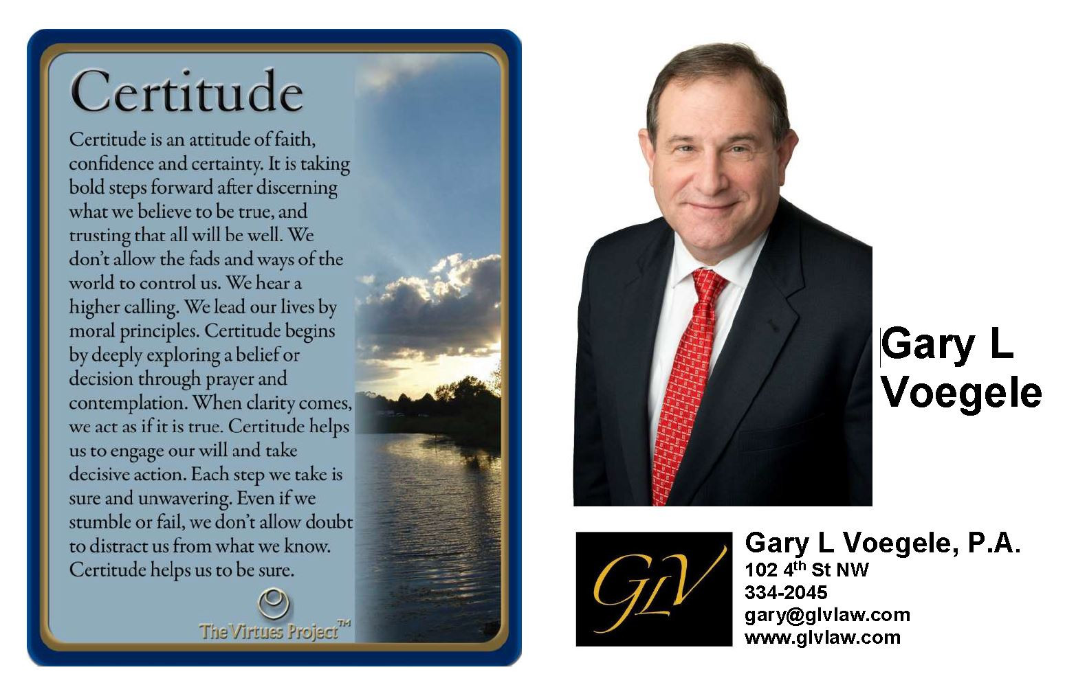 Gary Voegele Certitude.JPG