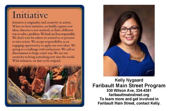 Faribault Main Street Program Initiative
