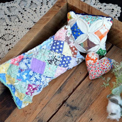 Quilty Posing Pillow Set of 3 | A