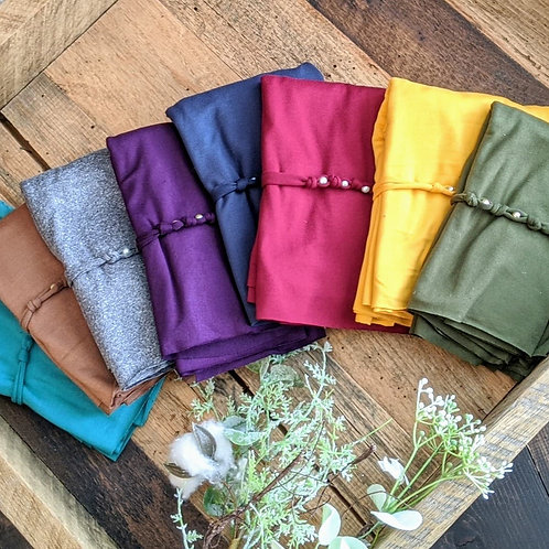 Autumn Wrap & Tieback Collection