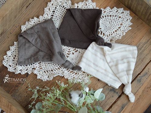 Browns Knot Cap Bundle | newborn