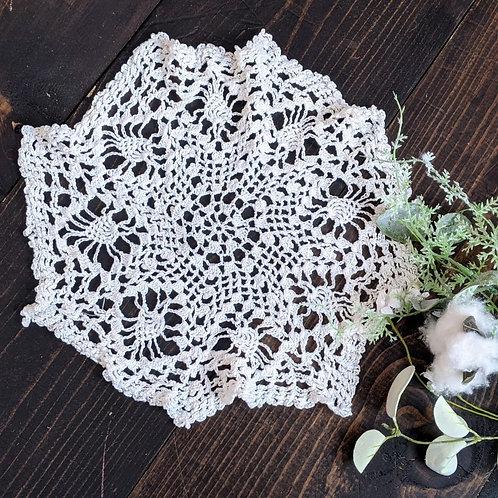 Snowflake Vintage Lace