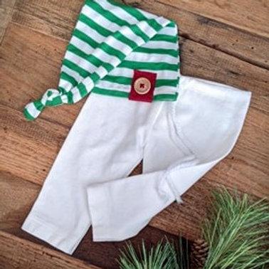 Elf Knot Cap Set | newborn