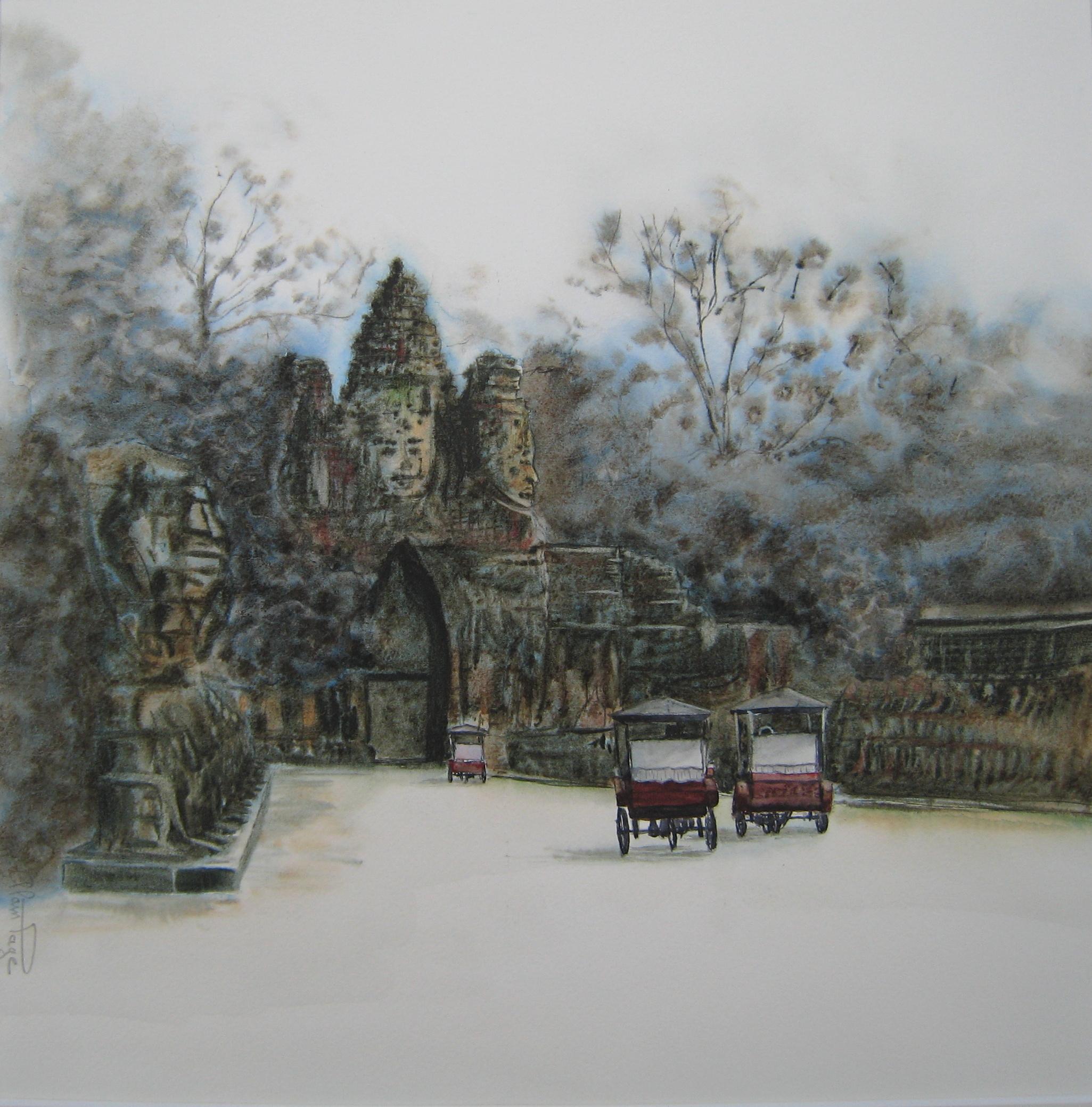 Angkor en tuc tuc