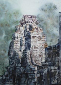 Les 4 visages de Jayavarman VII