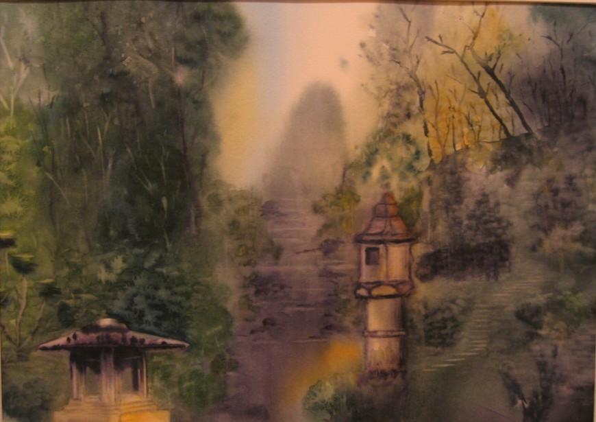 Maulévrier- Les lanternes