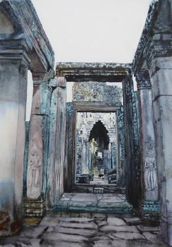 Angkor-Banteay Samre