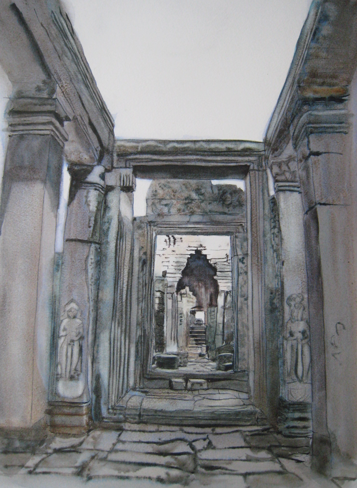 Angkor et encore
