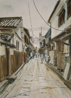 Takamatsu au Japon
