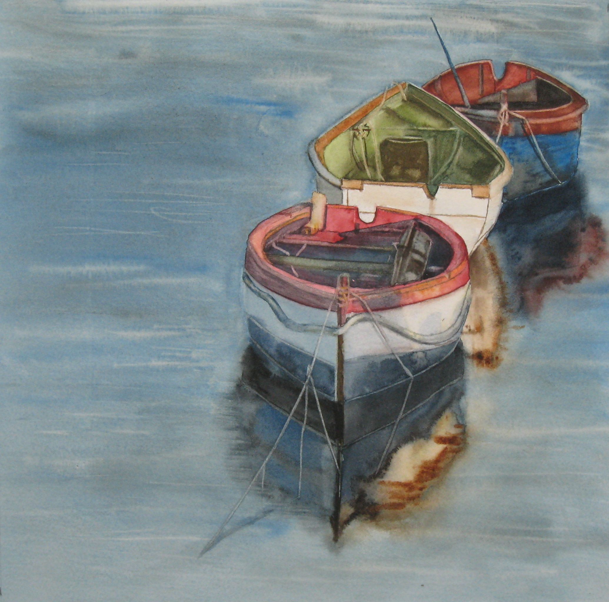 Les 3 barques
