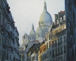 Paris s'éveille....